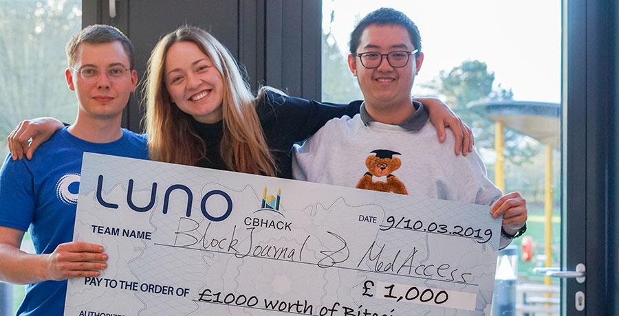 hackathon winners 1