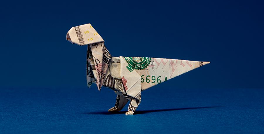evolution of money french