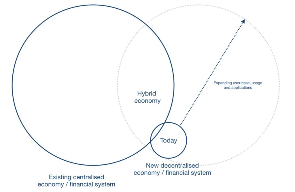 Hybrid economy