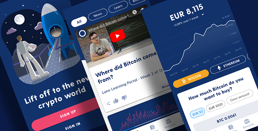 New Luno beta product launch