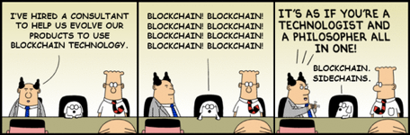 Image result for blockchain is confusing