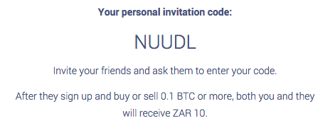 Earn Bitcoin by referring friends & family to Luno | Luno