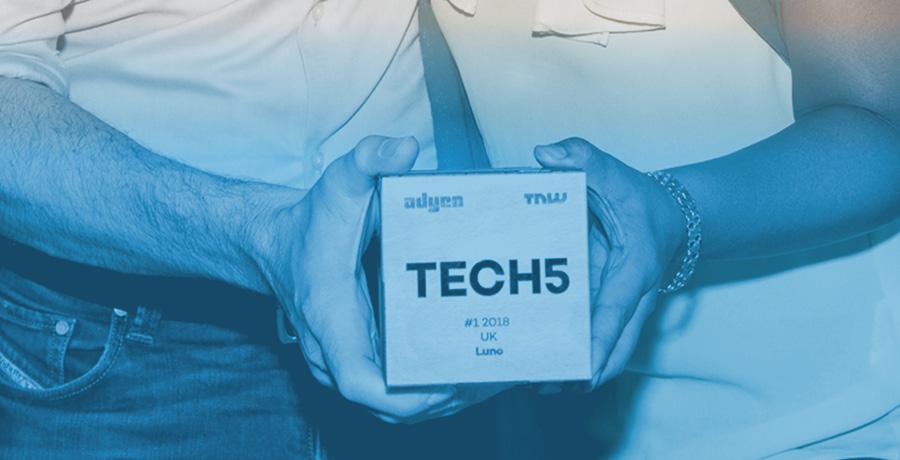 Tech5 Winner 2018