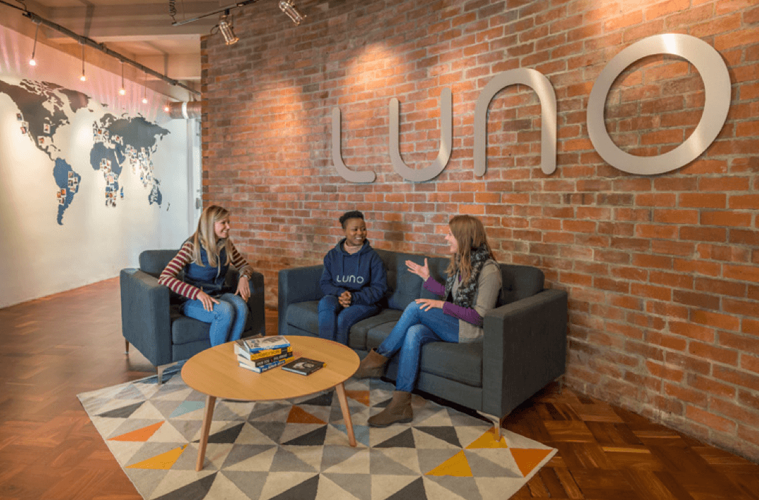 Work at Luno