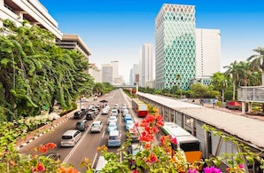 Bureau de Jakarta