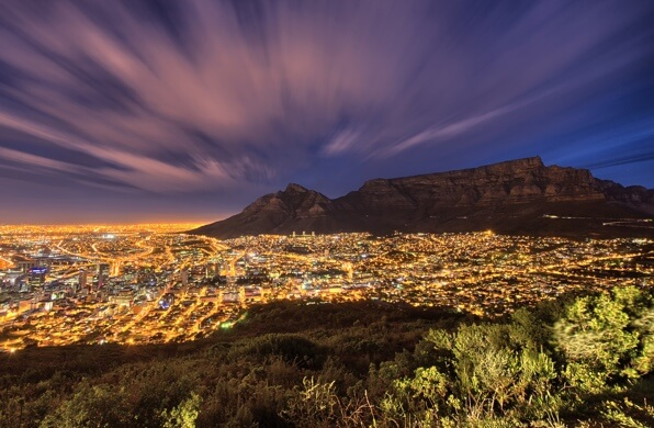 Image of Cape Town city