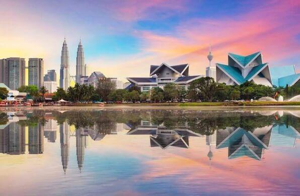 Image of Kuala Lumpur city