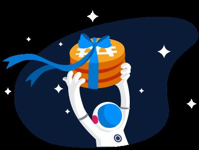 Rewards illustration