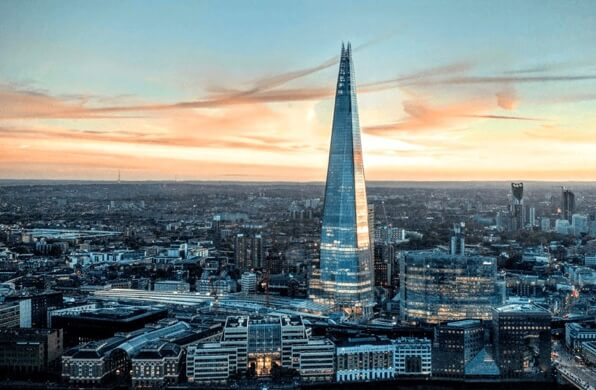 Image of London city
