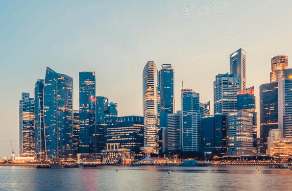 Image of Singapore city